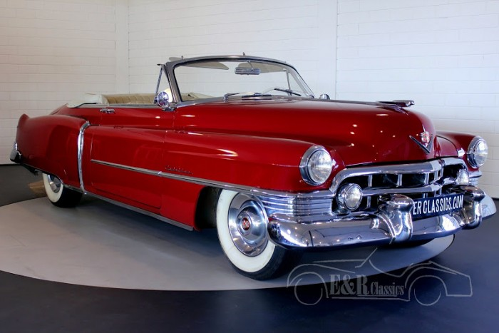 Cadillac Series 62 Convertible 1950 for sale