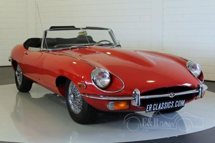 Jaguar E-Type Series 2 Cabriolet 1969 for sale