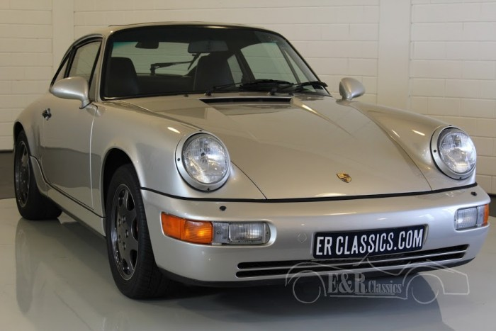 Porsche 964 Carrera 4 Coupe 1989 for sale