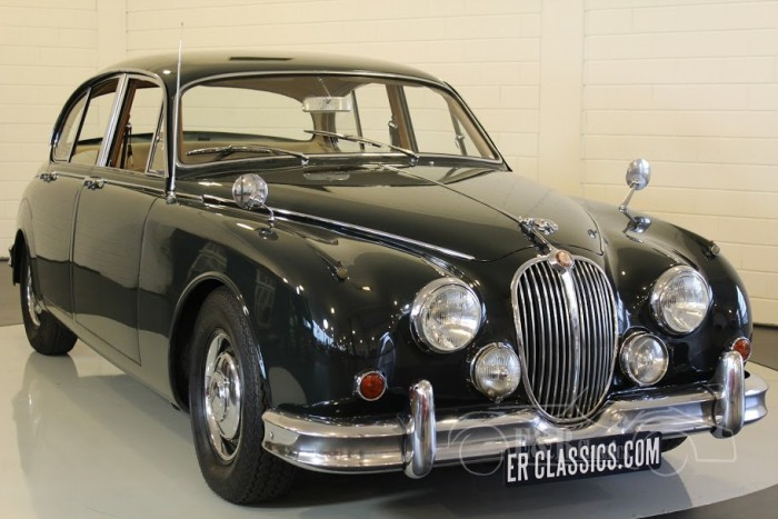 Jaguar MKII Saloon 1964 for sale