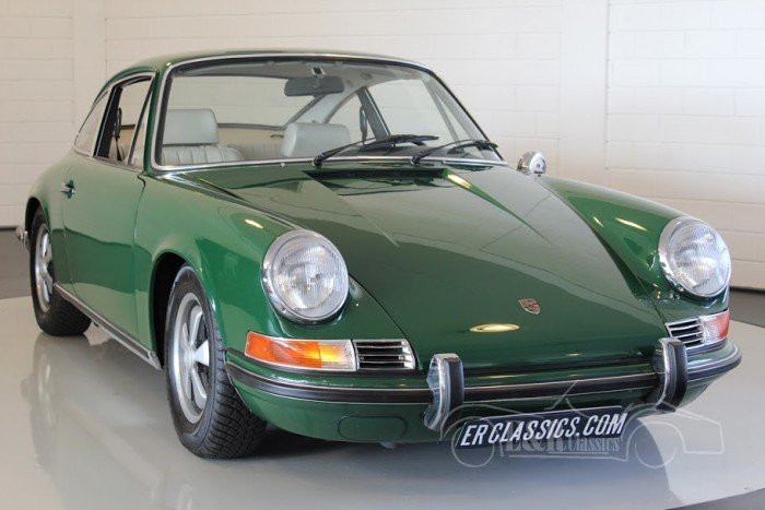 Porsche 911 E Coupe 1969 for sale