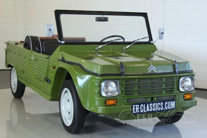 Citroen Mehari Cabriolet 1975 for sale