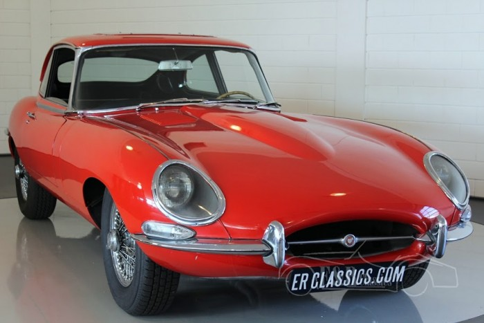 Jaguar E-Type S1 2+2 Coupe 1966 for sale