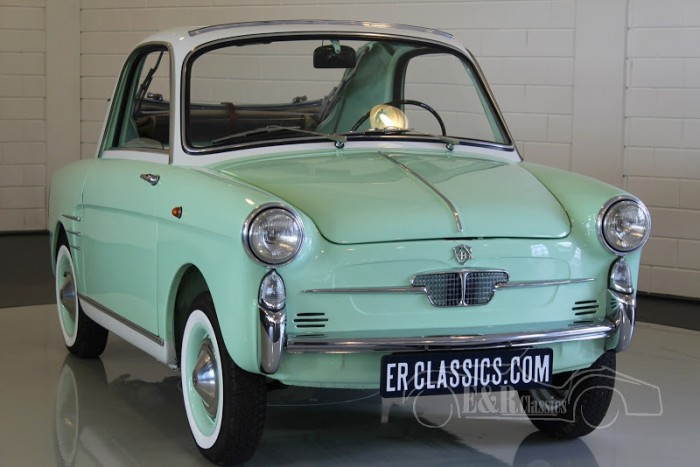 Autobianchi Bianchina Due Posti 1959 for sale