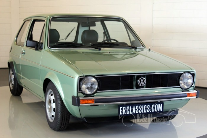 Volkswagen Golf S Hatchback 1980 for sale