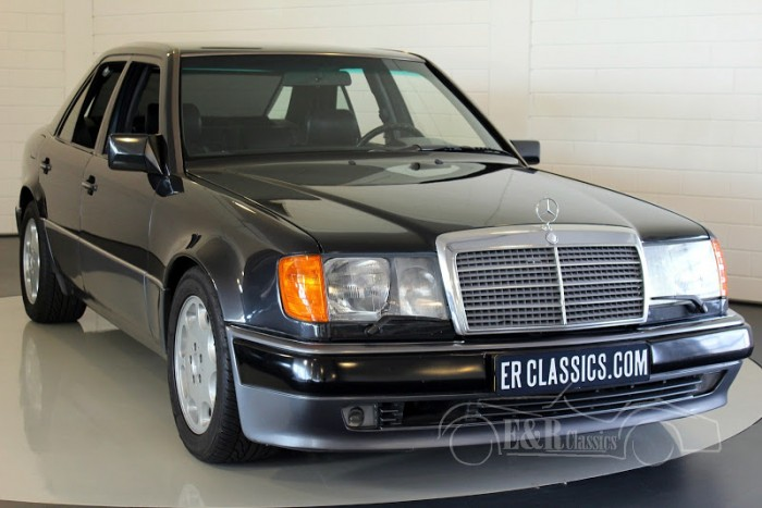 Mercedes Benz 500E Sedan 1991 for sale