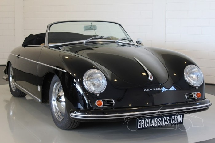 Porsche 356 A Convertible D 1959 for sale