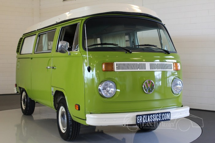 Volkswagen T2 Westfalia Camper 1973 for sale