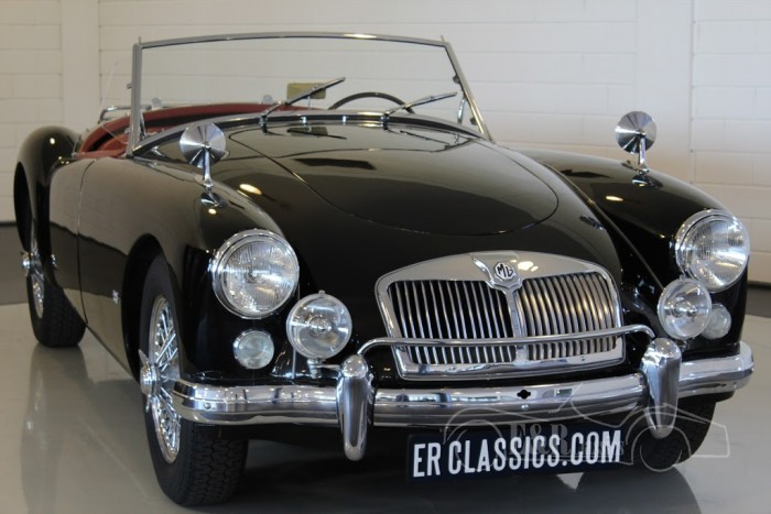 MG MGA 1600 Cabriolet 1960 for sale
