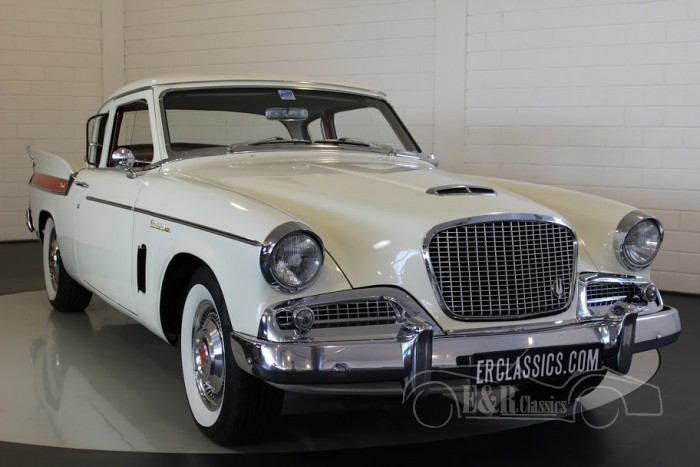 Studebaker Hawk Sports Coupe 1961 for sale