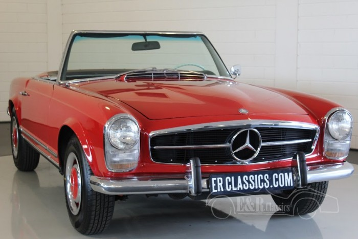 Mercedes Benz 230SL Pagode 1965 for sale