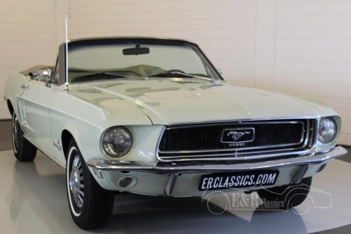 Ford Mustang Cabriolet 1968 for sale