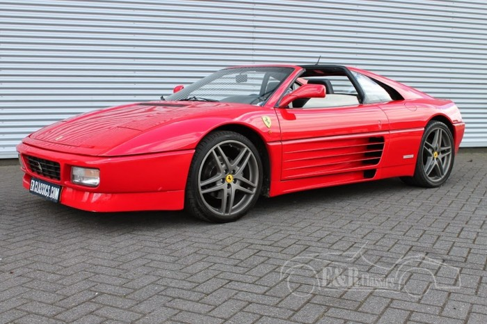 Ferrari 348 TS Targa 1992 for sale