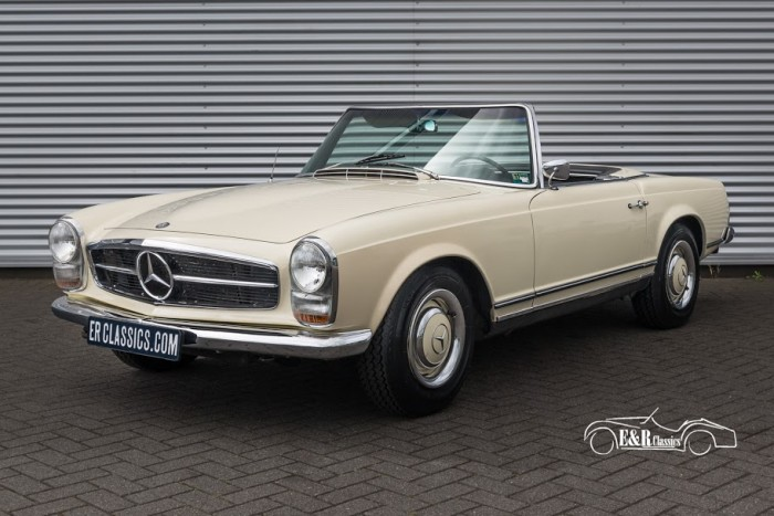 Mercedes Benz 230SL Cabriolet 1966 for sale
