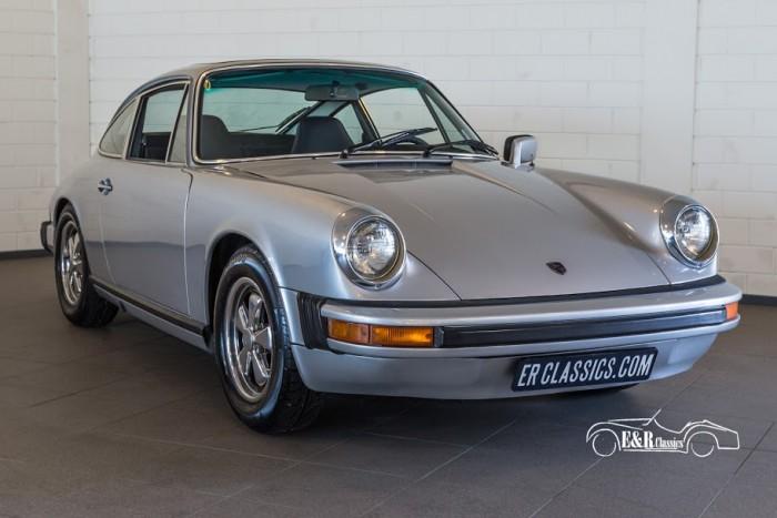Porsche 911 S Coupe 1975 for sale