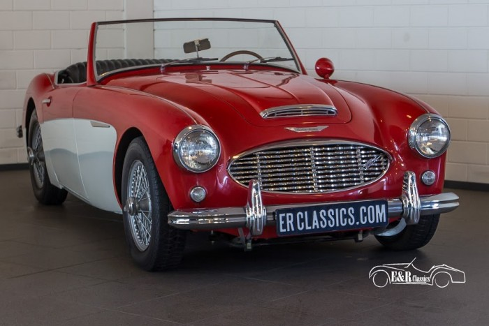 Austin Healey 100-6 Cabriolet 1958 for sale