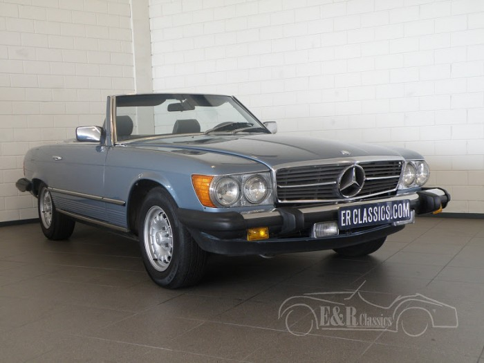 Mercedes Benz 380SL Cabriolet 1985 for sale