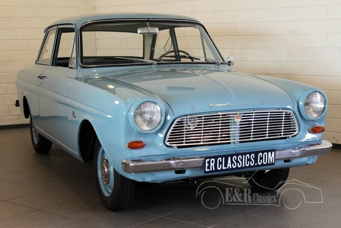 Ford Taunus P4 12M Coupe 1966 for sale