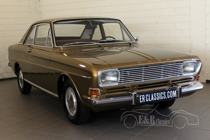 Ford 15M P6 XL Coupe 1969 for sale