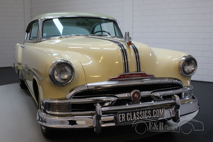 Pontiac Chieftain Coupe 1953 for sale