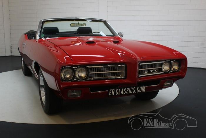 Pontiac GTO Convertible 1969 for sale