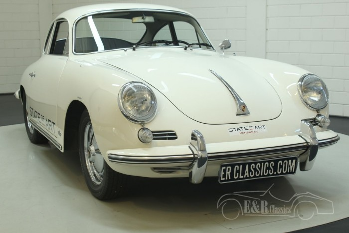 Porsche 356 B T6 1962 Coupe  for sale