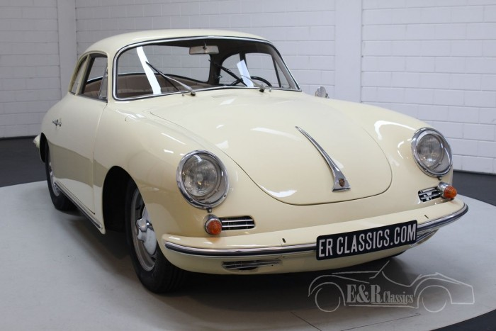 Porsche 356 B Karmann Hardtop Coupé 1962 for sale