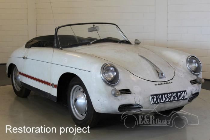 Porsche 356 Cabriolet 1959 for sale