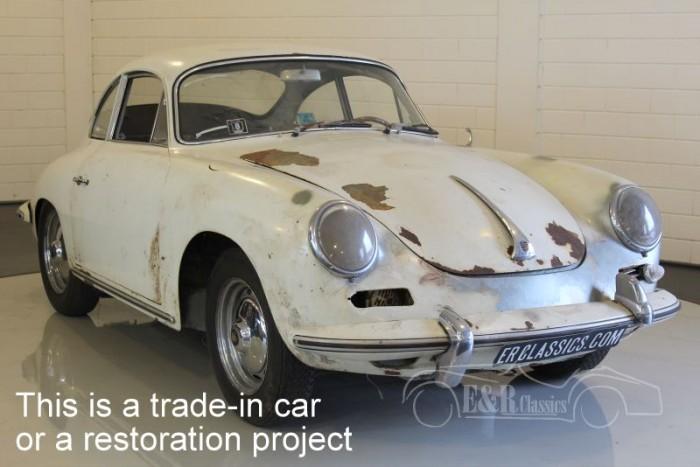 Porsche 356B 1600S coupe 1962  for sale