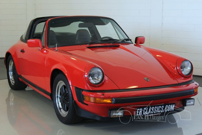 Porsche 911 SC Targa 1983  for sale