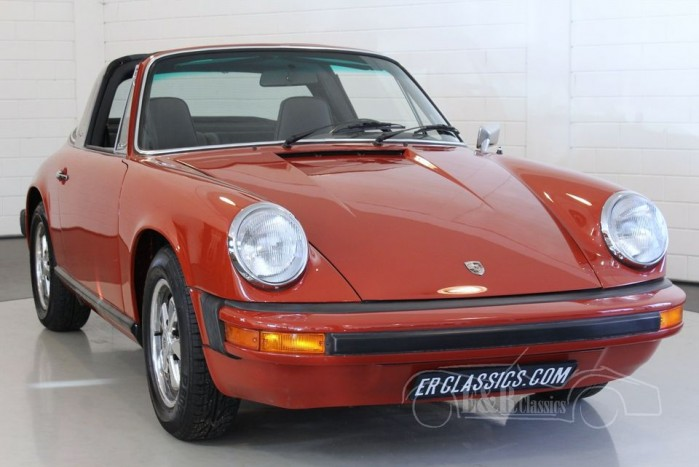 Porsche 911 S Targa 1974 for sale