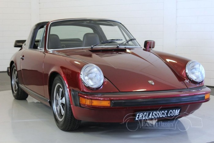 1976 Porsche 911 >> Porsche 911s Targa 1976 For Sale At Erclassics