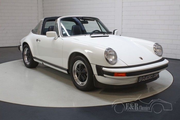 Porsche 911S Targa til salg