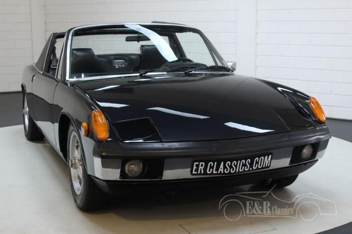 פורשה 914 Targa 1.8 1971 למכירה