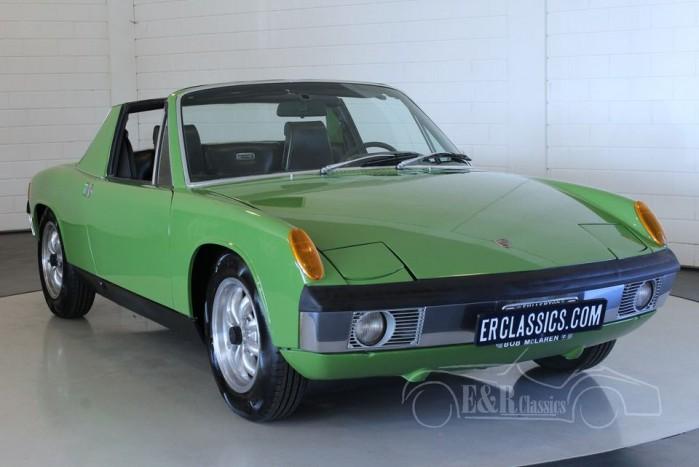 Porsche 914 Targa 1972 for sale
