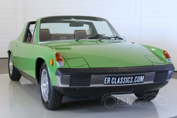 Porsche 914 Targa 1972 for sale