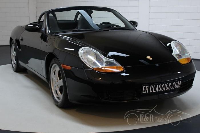 Porsche Boxster 2.5 Cabriolet 1998 til salg