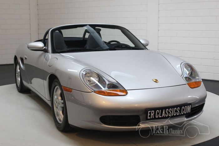 Porsche Boxster 2.7 Cabriolet 1999  for sale
