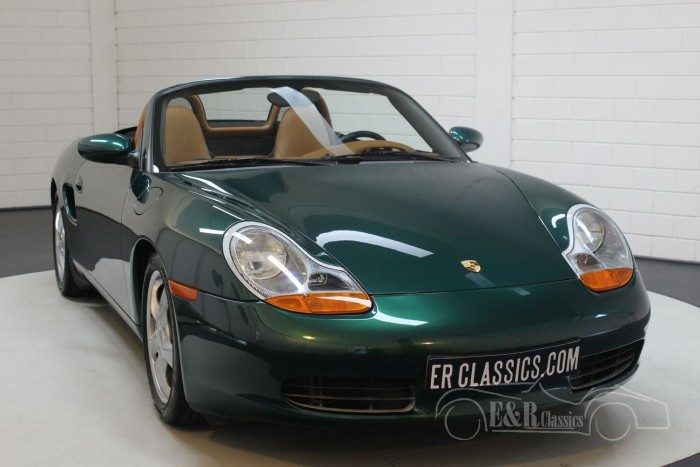Porsche Boxster 2.7 Cabriolet 2001  for sale