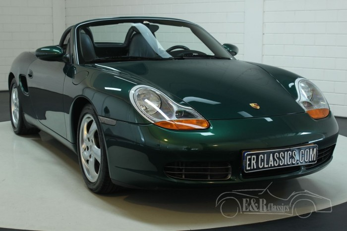 Porsche Boxster S cabriolet 2000  for sale