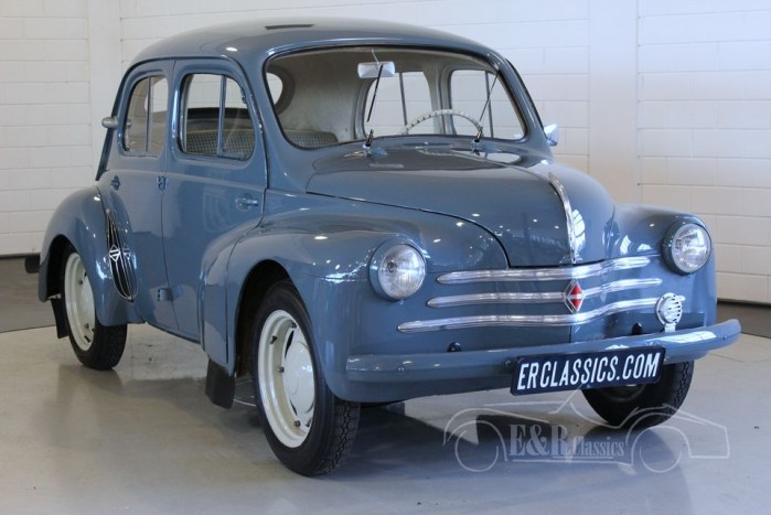 renault 4cv 1956 for sale at erclassics
