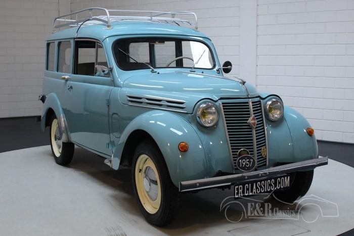 Renault Juvaquatre Dauphinoise 1957 na prodej