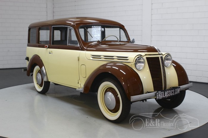 Renault Juvaquatre Dauphinoise for sale