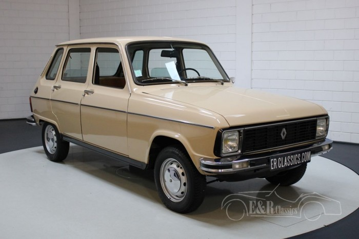 Renault 6 TL for sale