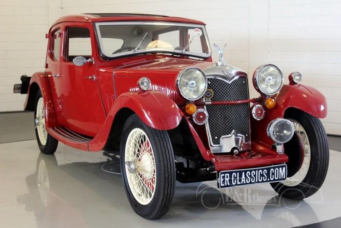 Riley Kestrel Light Saloon 1934 for sale