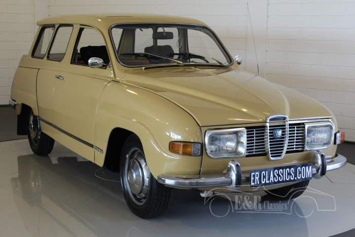 Saab 95 V4 Sporthatch 1973 for sale