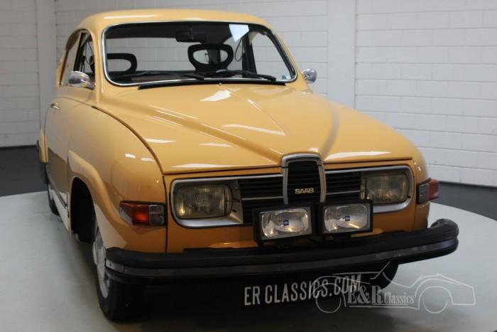 Saab 96L V4 1975 na prodej