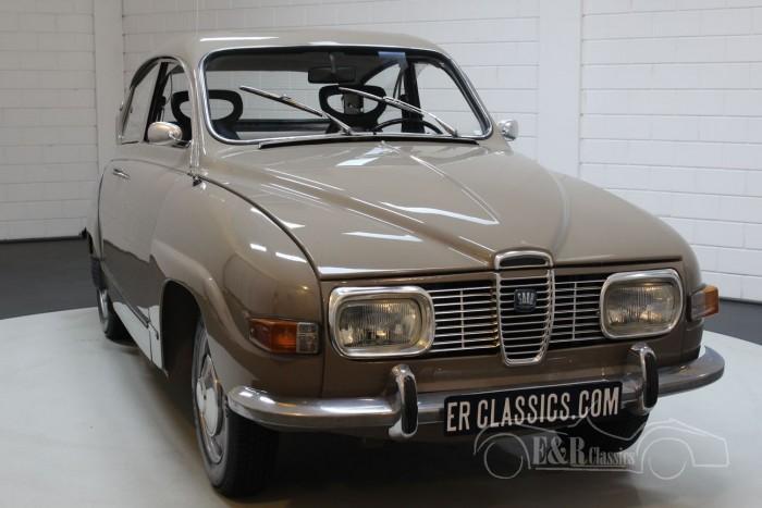 Saab 96 V4 1973 למכירה