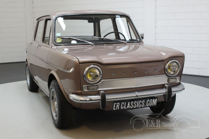 Simca 1000 GL 1966  for sale
