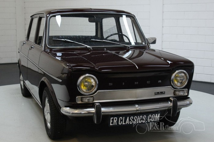 Simca S1000 GLS 1968 for sale